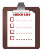 Mortgage Document Checklist